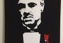 The God Father by #CarmineArts #ilpadrino