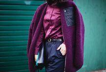 Purple / by Justine Raffin