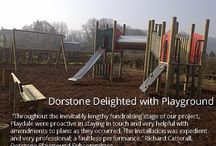 Happy Customers! / We don't just build customers a play area, we give them an 'Experience'. Here are some happy customers!