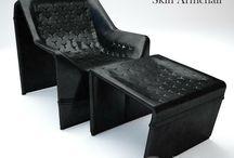 Molteni Skin Armchair