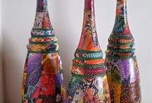 Decorativ  bottles