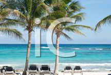 "Riviera Maya Beaches / Beaches of the Riviera Maya or as some call it Mayan Riviera including Puerto Morelos Playa del Carmen & Tulum plus assorted and varied Riviera Maya ""Resorts"" / by ChichenItza Bob"