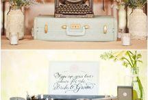 Ideias  criativas para casamento