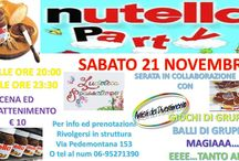 Nutella Party 21 Novembre
