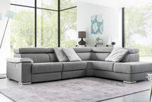 Collection 2016 : Nouveaux Canapés Tousalon / Découvrez tous nos canapés cuirs ou tissus, personnalisables en de nombreuses compositions ou couleurs...
