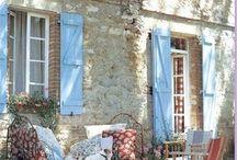 Tuin Franse stijl