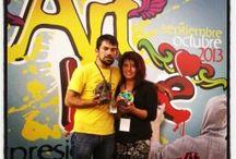 Evento Art &Love Centro Comercial Palatino / Evento en donde tuvimos participación durante los meces de Septiembre y Octubre del 2013 en el Centro Comercial Palatino.