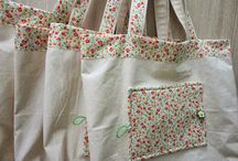 Eco bags for supermarket