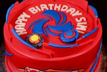 Beyblade birthday party