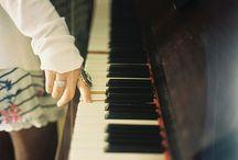 Senior piano