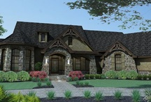 House Plans and Ideas / by Kelly McKnight