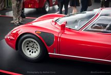 Italian Cars / The beautiful and striking Automobili di Italia. You haven't seen style until you've seen these!