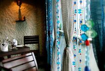 Interior Design Beaded Curtain