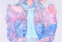 Landscape Inspiration / Work I like by other artists and illustrators