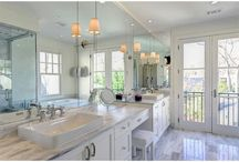 Stylish Bathrooms / A collection of inspiring bathrooms