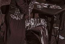 PRISON EDITORIAL / Styling: Zsuzsa Peleskey Photo: David Ajkai Hair & make-up: Bobe Balogh Model: Tina Plantak at Attractive Model Agency & Almos Csutak at Avantage Models  Designer: Novanne Jhons by Szilvi Kovacs