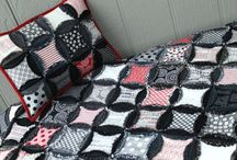 Upcycled quilts