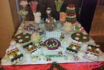 Candy bar / Candy bar cu dulciuri pentru petreceri