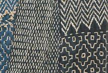 HANDWERK  SACHIKO techniek / steken en patronen / by Driessens Mieke