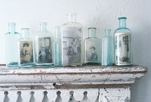 Great Ideas for Old Jars / by Beth Ann Wallace