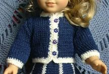 AG Doll Knitting Patterns