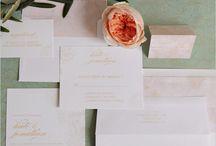 Wedding Stationary & Paper