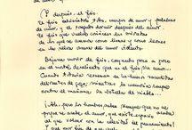 Carmen Conde - Poemas Manuscritos