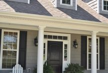 Gray Houses