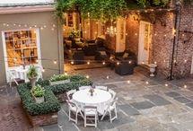 Backyard Patio Wedding / by Northland Special Events