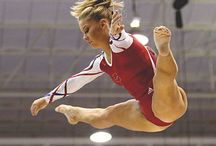 Sports & Workouts / Awesome photos of athletes mixed with quick reference workouts and exercises.