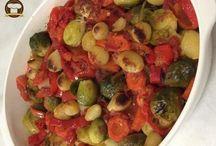 Köfteli Brüksel lahanası