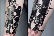 Interessantes ( Tatuagens )