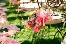 "Dreaming of a Wedding / Wedding Ideas...OK, so I'm patiently waiting to help plan my daughter's wedding.  (I love weddings and in my former life I was a wedding planner and florist) She says, ""Mom, you really can plan at least 20 weddings from your wedding boards.""  LOL!  As they say...It's all in the details. / by Sheila Cunningham"