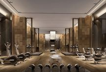 Gyms & Fitness Interior Design