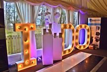 Illuminated Letters Inspiration from www.theglasgowgirlsweddingguide.com