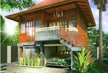 The tradisional concept of modern home design
