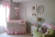 Childrens Nursery Bedroom Decor