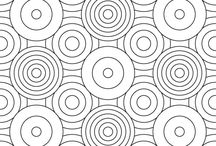 Colorare / Coloring Pages, doodles,zentangles