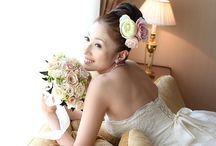 St.Mary's / 大阪にあるウエディングブーケのオーダー専門店です。   フレッシュフラワー(生花)、形に残るプリザーブドフラワー、アーティシャルフラワー(造花)によるウエディングブーケを専任の担当者による事前カウンセリングを通して、世界に一つだけのオーダー仕様でお作りいたします。  http://lomeri2015.wix.com/weddingbouquet