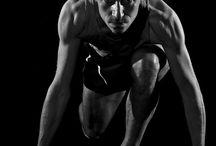 Luigi Del Buono athletic pins / La corsa è uno stato d'animo.
