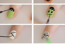 Nails v/lottuss