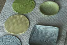 FIMO: texturas