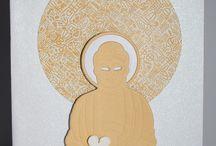 Cards / Buddha-Oriental