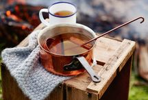 Autumn At The Tea Makers Of London / Here are a selecion of our favoruite atutuminal tea scenes in 2017.