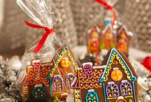 Hansel e Gretel / gingerbread houses