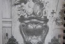 Polska rzeźba rokokowa / Przykłady rzeźb rokokowych powstałych na terenie dawnej i obecnej Polski