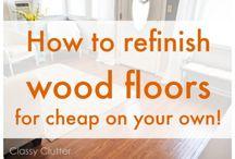 Flooring Ideas / Ideas for flooring