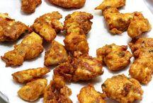 How to make chicken pakoda