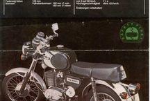 Motocykle stare