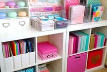 Organization  / Organization & DIYs for your bedroom, if you need help